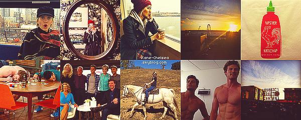 - ► Instagram Pics Time...                        @ChelseaKane -