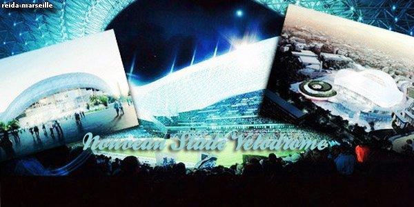 Le Stade Velodrome