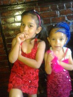 ma fille et tayna