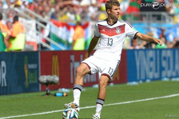 ✗OS n°6 ~ Thomas Müller [ Joueur de Foot ]