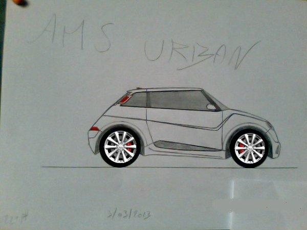 AMS Urban (désolé pour la qualité mais c'est photographié)