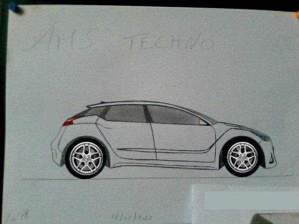 AMS Techno
