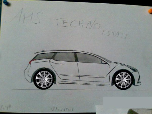 AMS Techno SB