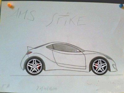 """AMS   Spike (remplace le """"Flavis"""")"""