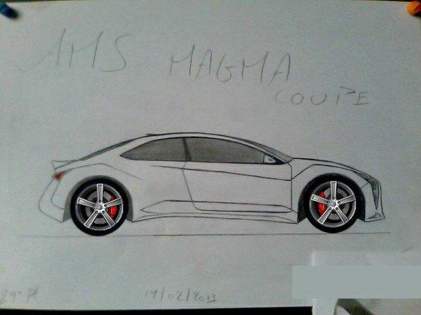 AMS  Magma Coupé