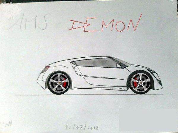 AMS Demon