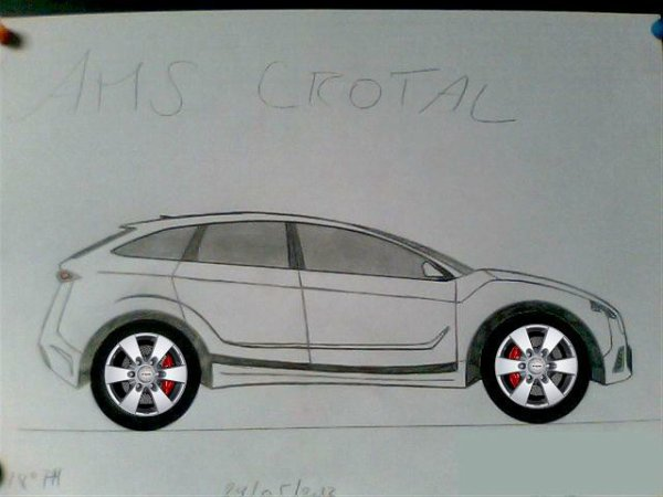 AMS Crotal