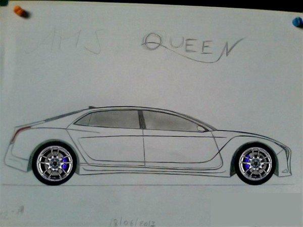AMS Queen