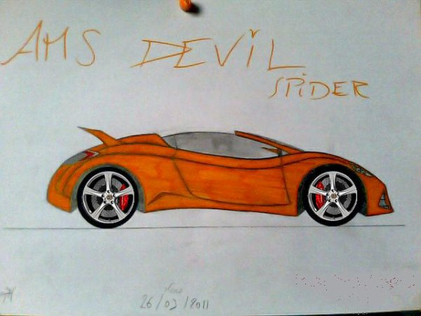 AMS Devil Spider