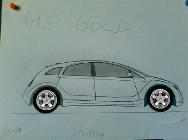 AMS Gold