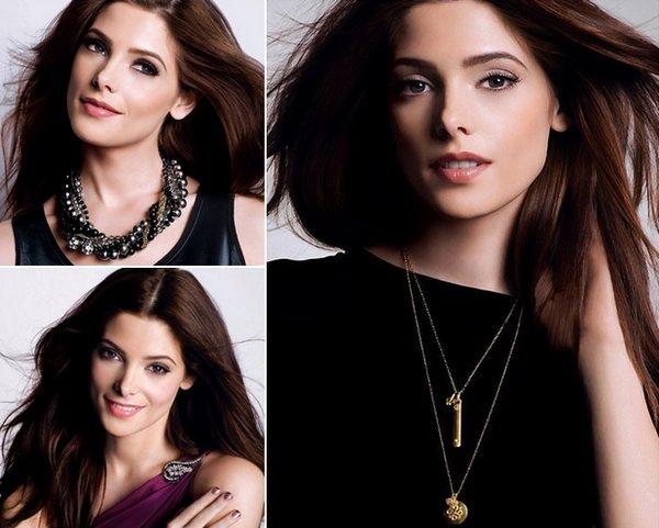 ~ Nouvelles photos d'Ashley  pour la marque de cosmétiques Mark. Elle est sublime ♥