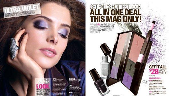~ Découvrez la sublime Ashley figurant dans le nouveau magazine Mark. Magnifique comme toujours ♥