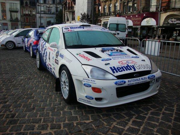 Rallye du Béthunois 2011