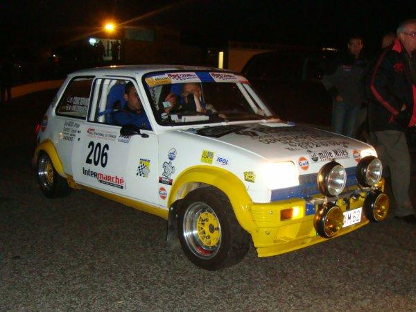 Rallye du Ternois 2011