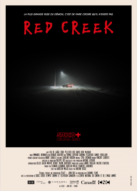 Red Creek - Série for Studio+