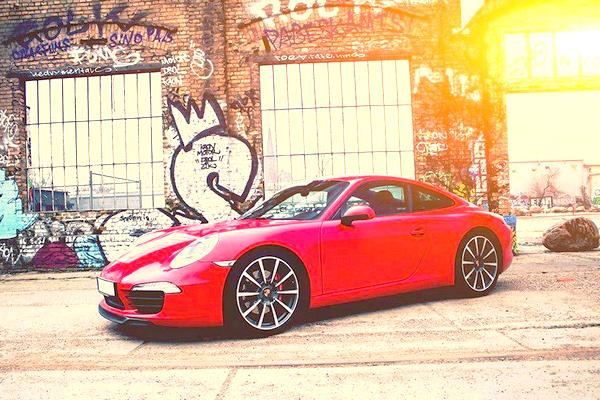 ~ La passion Porsche quand elle nous tient c'est pour la vie ! {Article divers} ♥