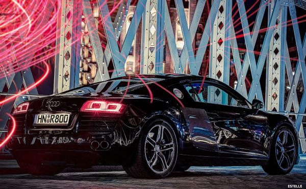 ~ Audi R8 {Article divers} ♥