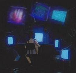 """Je vous Presente Un Mangas Nommé """"Serial Experiment Lain """" que j'ai decouvert sur la chaine Gong"""