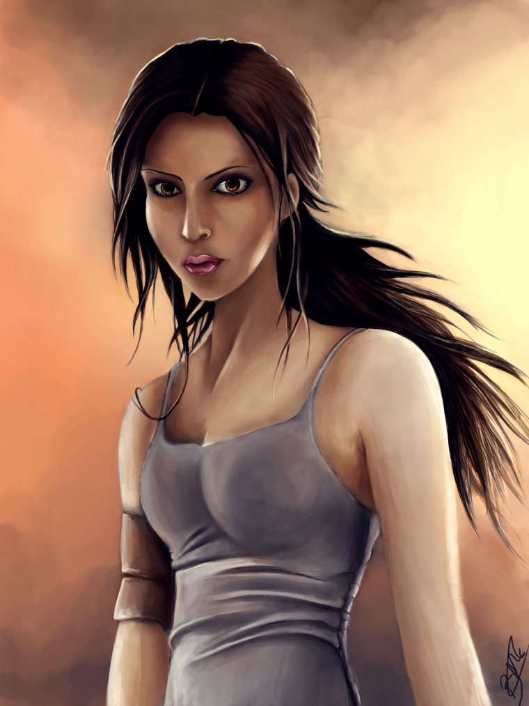 Et une Lara Croft !