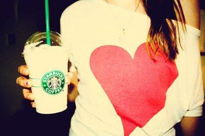 I LOVE STARBUCKS COFFEE!!!