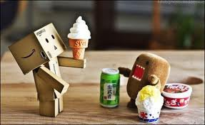 My favourite Danbo pic <3