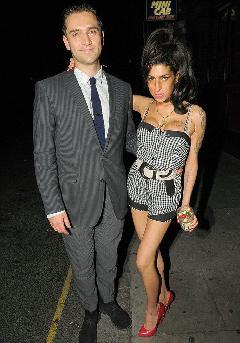 Amy Winehouse. Love.