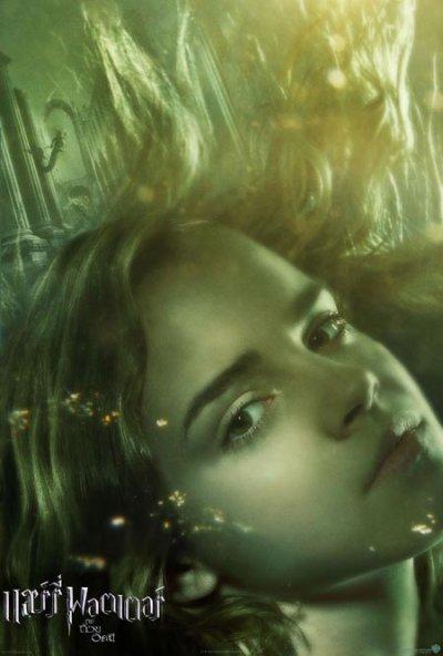hermione dans hp 4