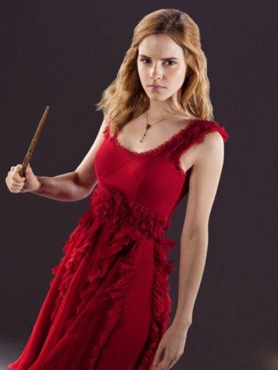hermione dans hp 7