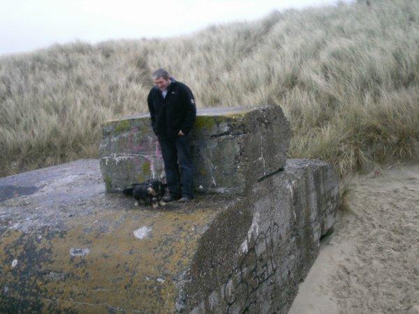 bunker.............