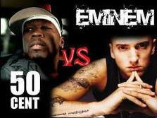 eminem vs 50 cent