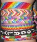 Photo de rainbow-bracelets