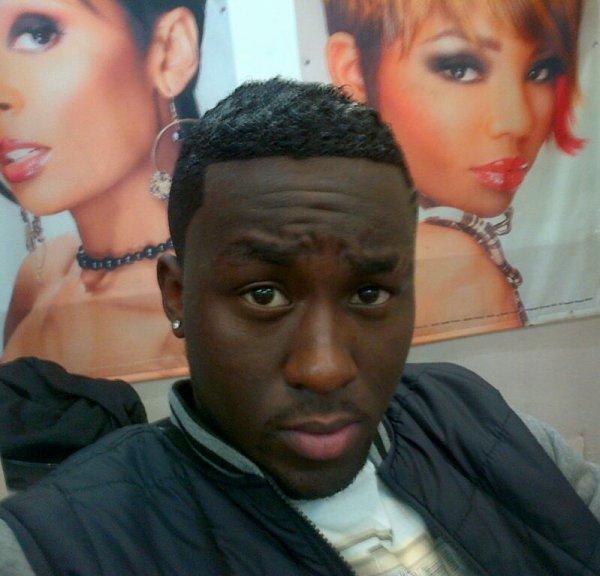 La nouvelle coupe de cheveux