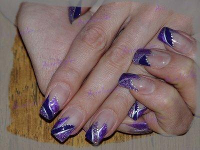 camaïeu de violet...22.01.2011