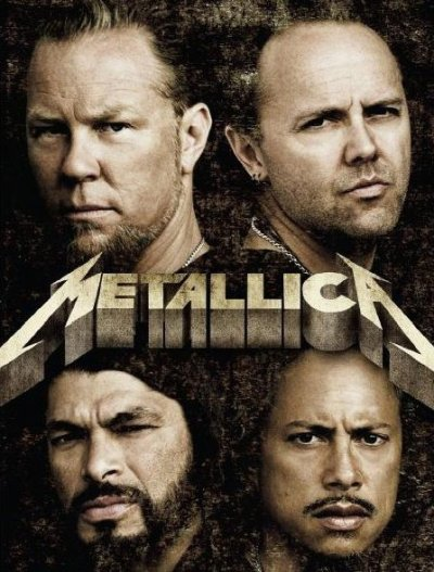 But we will never stop, we will never quit ', cause we are Metallica !