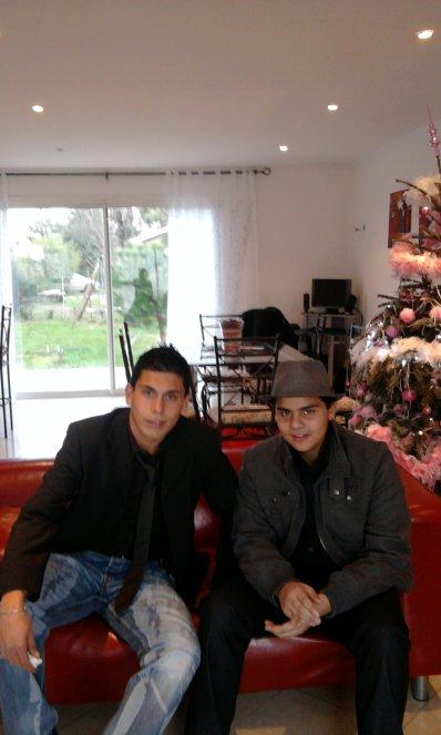 Moi et Paco