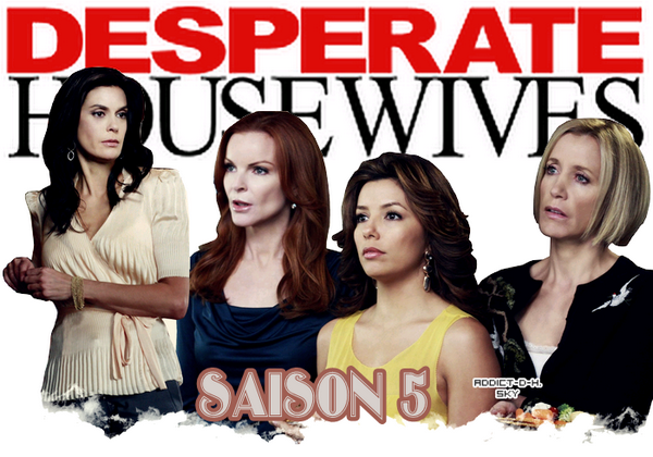 Desperate Houswives Saison 5