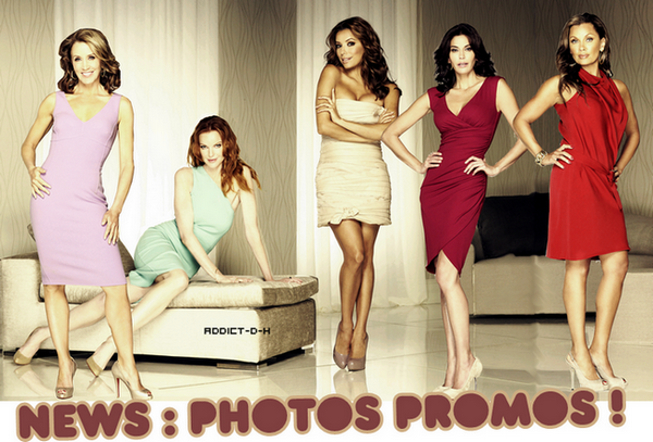 Desperate Housewives saison 7 : Nouvelles photos du casting