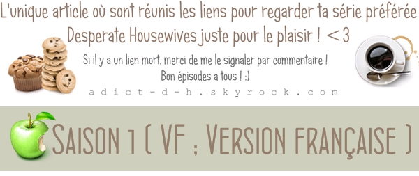 Desperate Housewives Lien video