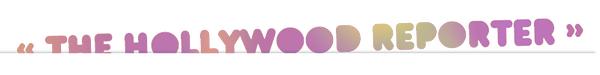 Teri sera présente dans le magazine « The Hollywood Reporter » Juin 2011