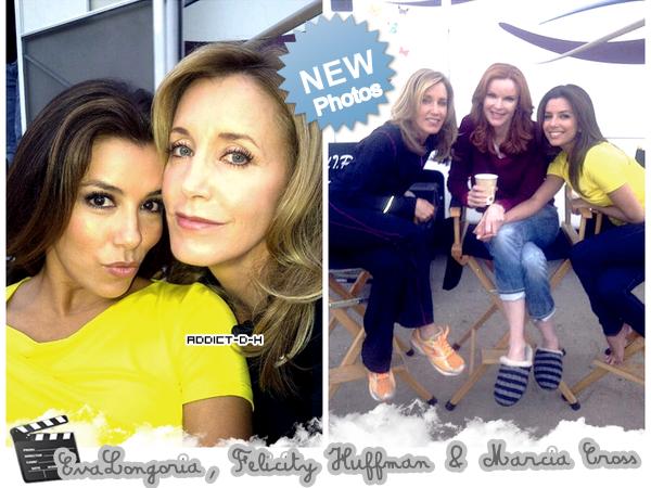 Desperate Housewives Saison 8 : Photos du tournage ''Gaby''