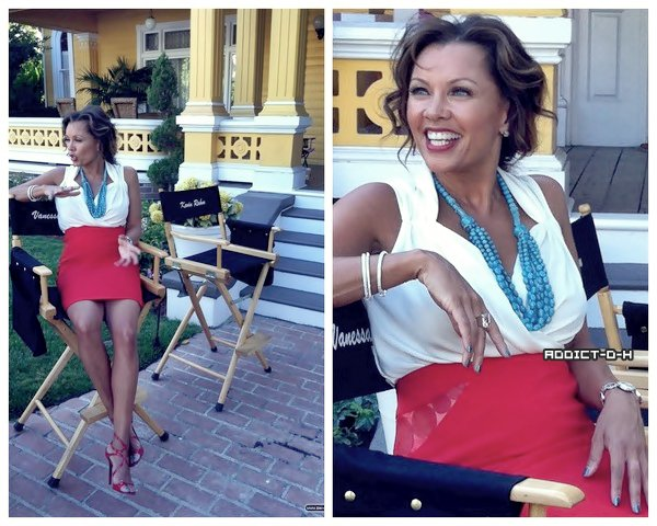 Desperate Housewives Saison 8 : Photos du tournage 'Renee'