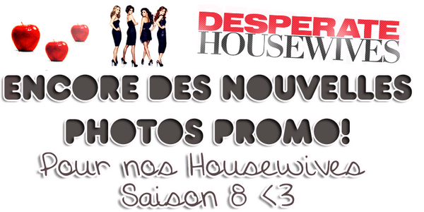 Desperate Housewives Photo promo saison 8
