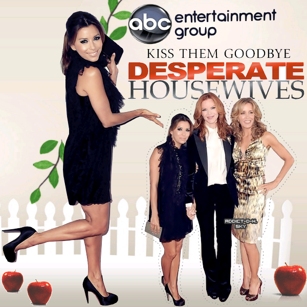 Desperate Housewives 21/09/11 Final Season Kick-Off Party !