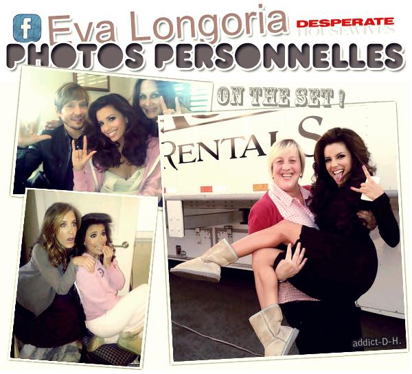 """Eva Longoria """" Photos Personnelles """""""
