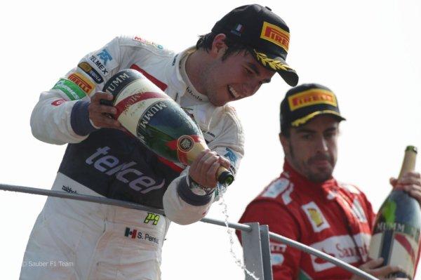 <3 Perez & Alonso <3