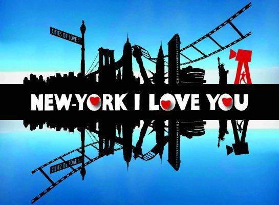New York j'aime cette ville