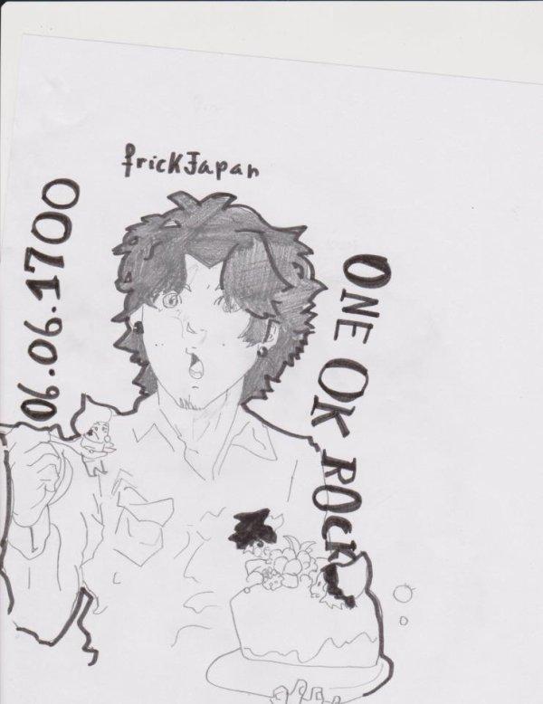 ワンオクロック(ONE OK ROCK)