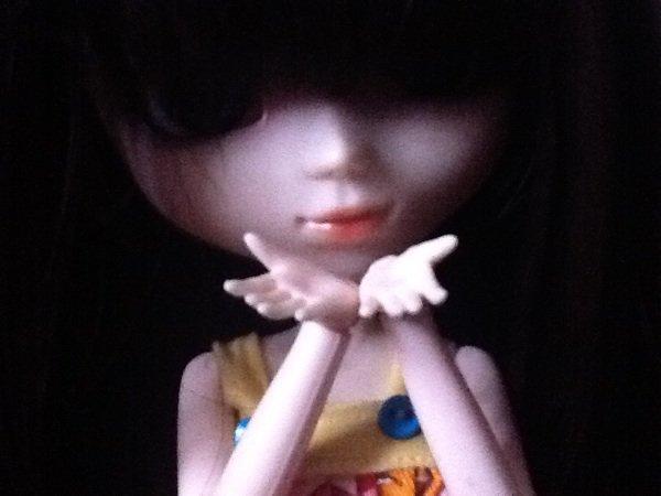 Retour de Petite Demoiselle !