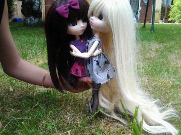 Rencontre Pullipienne ! (Yumi,Emy et Angella)
