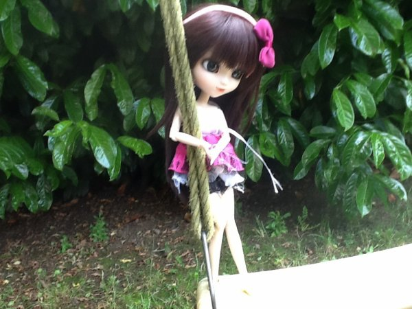 Séance photo d'Emy dans le Jardin *3*